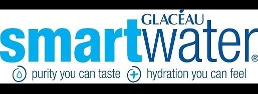 Smart Water Logo Smart Water Powerade Bw3